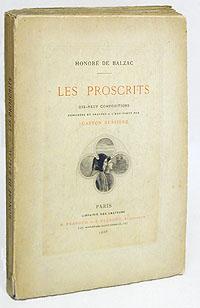 Les Proscrits. Номерованный экземпляр № 223