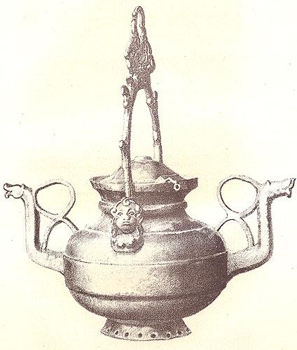 Описание Тверского музея (Археологический отдел)