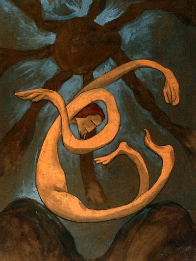 Амаравелла. Мистическая живопись Петра Фатеева
