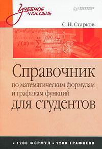 Справочник по математическим формулам и графикам функций для студентов