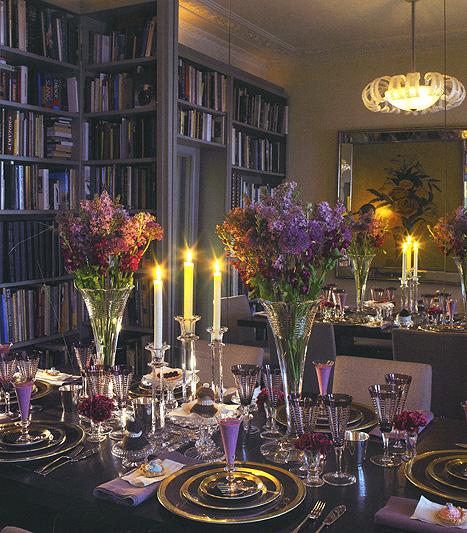 Праздничный стол. Секреты изящной сервировки