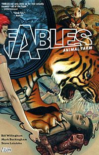 Fables-2: Animal Farm