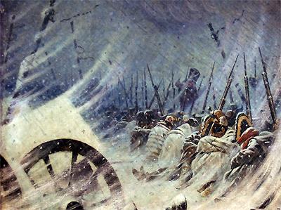 В. В. Верещагин. Лицо войны