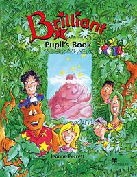 Brilliant 1: Pupil's Book