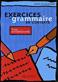 Exercices de grammaire en contexte