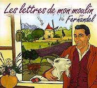Les lettres de mon moulin (аудиокнига на 2 CD)