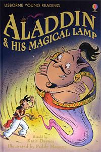 Aladdin & His Magical Lamp aladdin