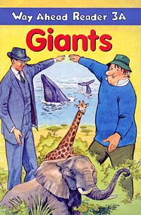 Way Ahead Reader 3A: Giants