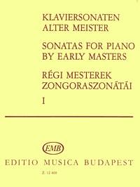 Klaviersonaten alter meister 1