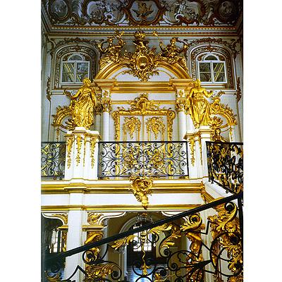 Peterhof: Pavlovsk: Tsarskoie sielo': Oranienbaum: Gatcina