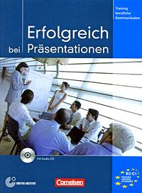 Erfolgreich bei Praesentation (+ CD)
