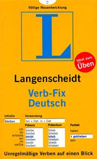 Verb-Fix Deutsch