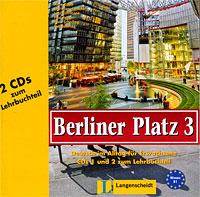 Berliner Platz 3 (аудиокурс на 2 CD)