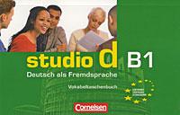 Studio d B1: Vokabeltaschenbuch