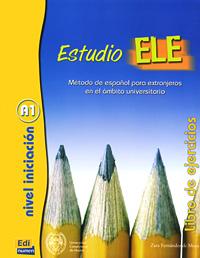 Estudio Ele: Libro de ejercicios: A1