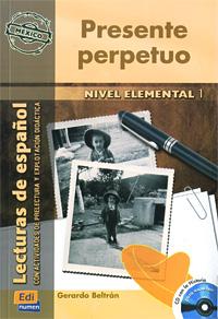 Gerardo Beltran Presente Perpetuo: Nivel Elemental 1 (+ CD)