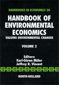 Handbook of Environmental Economics, Volume 2: Valuing Environmental Changes