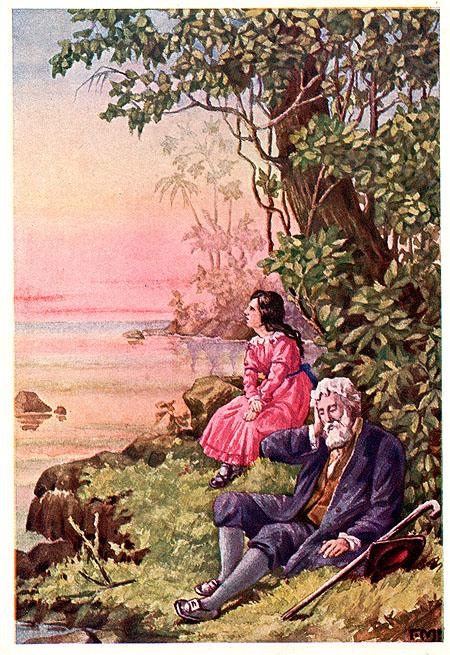 Елена-Робинзон. Приключения девочки на необитаемом острове