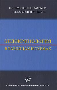 Эндокринология в таблицах и схемах
