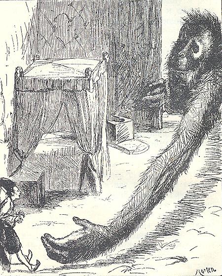 Путешествия Гулливера в страну лиллипутов и к великанам