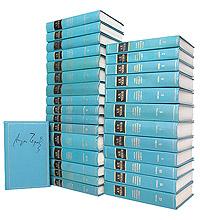 Антон Чехов. Полное собрание сочинений и писем в 30 томах. В 28 книгах + Указатели (комплект из 29 книг)