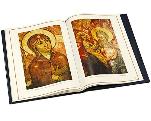 Фрески собора Сретенского монастыря