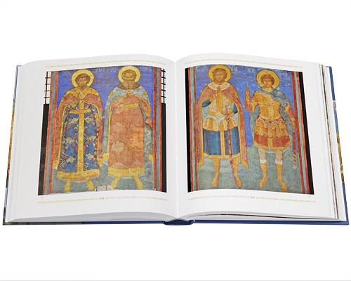Стенопись Троицкого собора Ипатьевского монастыря (подарочный комплект из 2 книг)