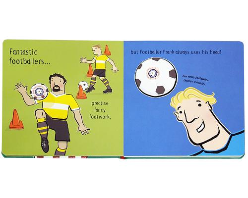 Noisy Noisy: Footballers