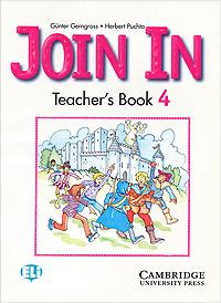 Join In: Teacher's Book 4