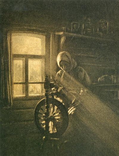 Николай Андреев. Живописные эффекты в фотографии