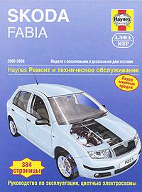 Skoda Fabia 2000-2006. Ремонт и техническое обслуживание