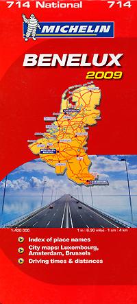 Benelux 2009.