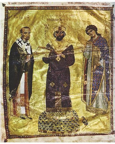 Образ Византии. Сборник статей в честь О. С. Поповой