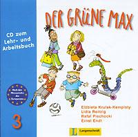 Der grune Max 3 (аудиокнига CD)