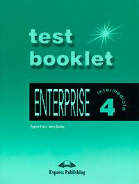 Enterprise 4: Intermediate: Test Booklet