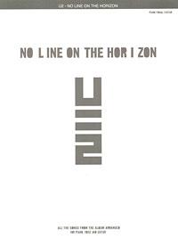 U2: No Line on the Horizon: Piano, Vocal, Guitar