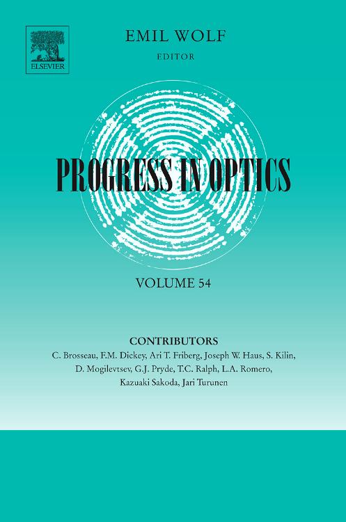 Progress in Optics,54