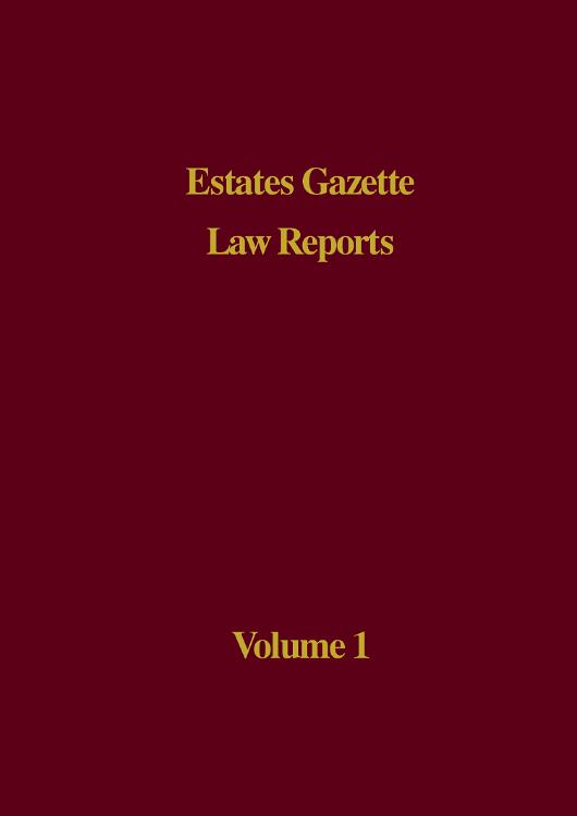 EGLR 2010 Volume 1