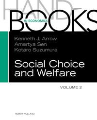 Handbook of Social Choice & Welfare,2