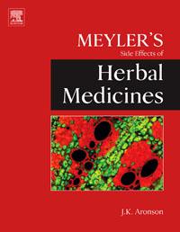 Meyler's Side Effects of Herbal Medicines