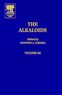 Geoffrey A. Cordell The Alkaloids,60