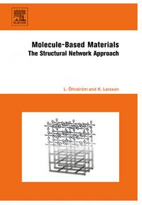 Lars Ohrstrom Molecule-Based Materials