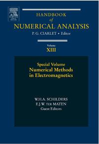 Numerical Methods in Electromagnetics,13