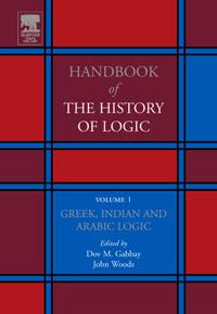 Greek, Indian and Arabic Logic,1