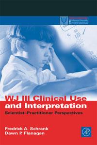 WJ III Clinical Use and Interpretation
