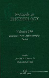 Macromolecular Crystallography, Part A,276