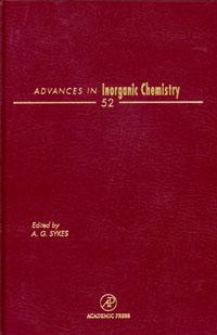 Advances in inorganic Chemistry,52