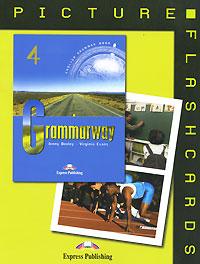 Grammarway 4: Picture Flashcards