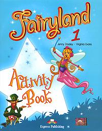 Fairyland 1: Activity Book