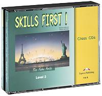 Skills First! The False Smile: Level 3 (аудиокурс на 2 CD)